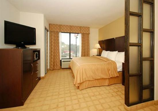 Comfort Suites Commerce: King Suite