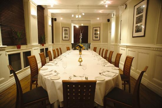 Private dining room 2 picture of the stock exchange for Best private dining rooms manchester