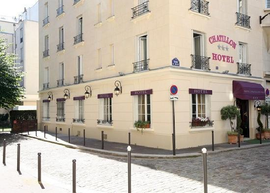 Hotel Chatillon Paris Montparnasse