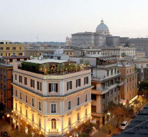 Hotel Review g d Reviews The Inn At The Roman Forum Rome Lazio.