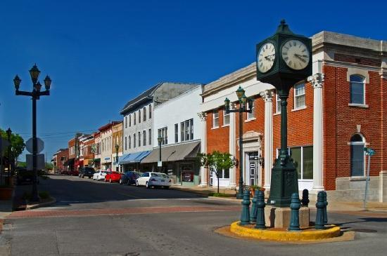 Historic Downtown Cape Girardeau