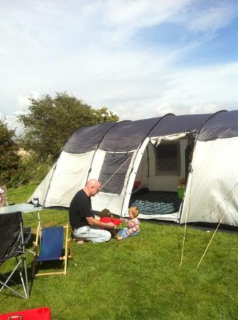 Scotts Farm Camping Site - West Wittering