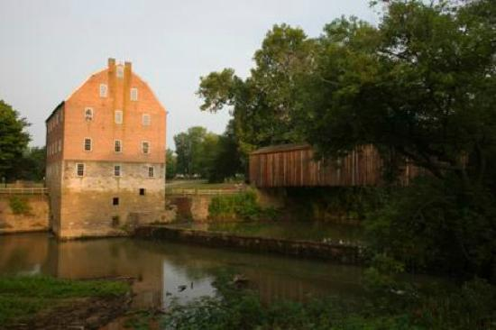 Cape Girardeau, MO: Bollinger Mill and the Oldest Covered Bridge in Missouri