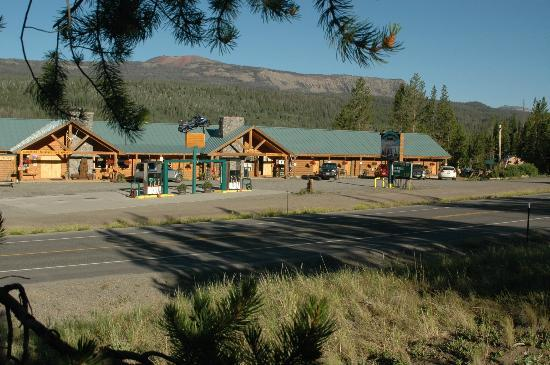 Lava Mountain Lodge
