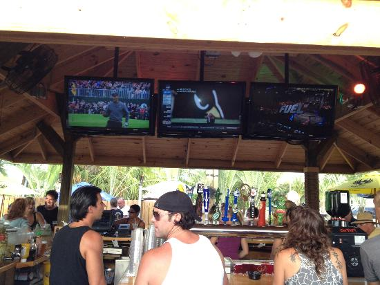 front bar picture of the backyard boynton beach tripadvisor