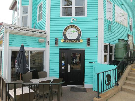 Brigantine Inn: Restaurant