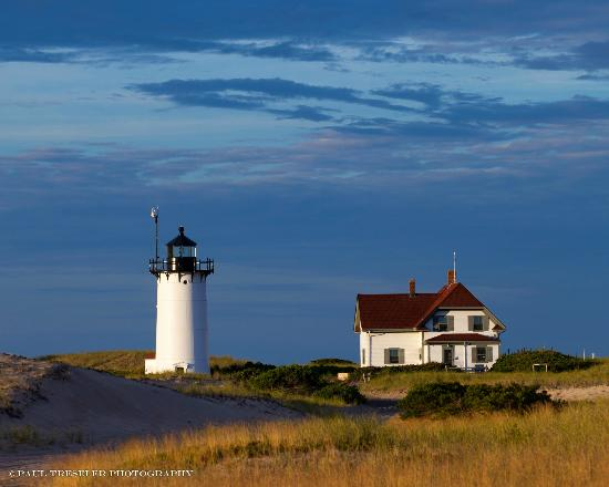 Race Point Lighthouse: sunrise