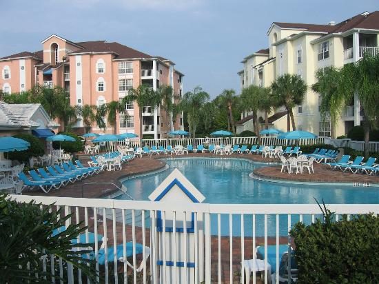 Cypress Pointe Resort: second pool