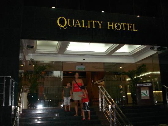 Nice And Big Room For 4 Persons Picture Of Quality Hotel
