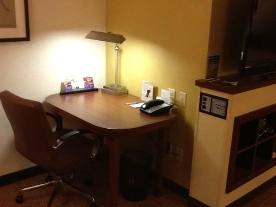 Hyatt Place Salt Lake City: office desk