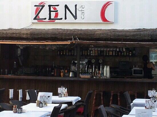 Zen's bar - Picture of Zen Lounge Bar and Grill, Palmanova ...
