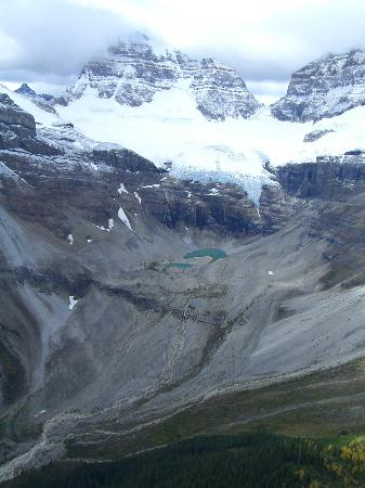 Gloria Glacier At Mount Assiniboine  Picture Of Alpine Helicopters Inc Can