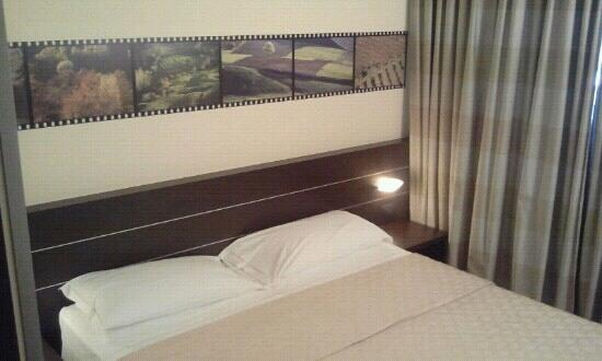 Castahotel: Letto