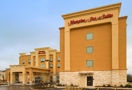 Hampton Inn & Suites Selma-San Antonio-Randolph AFB