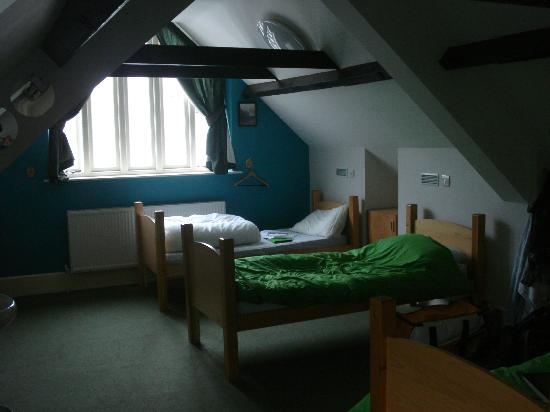 YHA Boscastle: Dorm