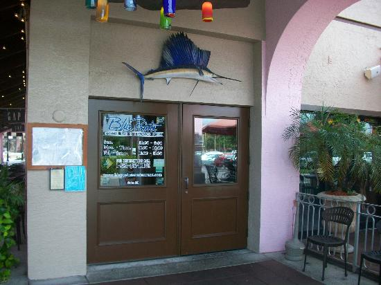 Blue Pointe Oyster Bar Seafood Grill Fort Myers Menu