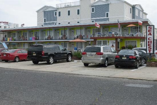 Sea Chest Motel
