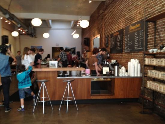 Best Coffee Shops In Sw Portland