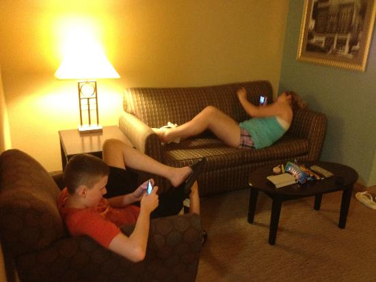 Comfort Suites Hot Springs: We Heart WiFi