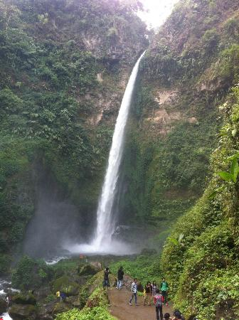Rainbow Waterfall Malang Indonesia Address Attraction