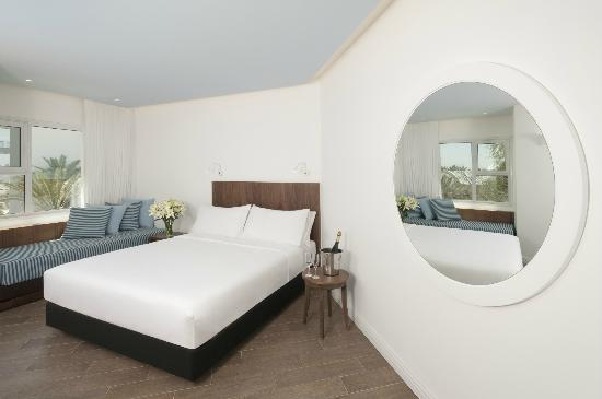 U Coral Beach Club Eilat: Superior Room