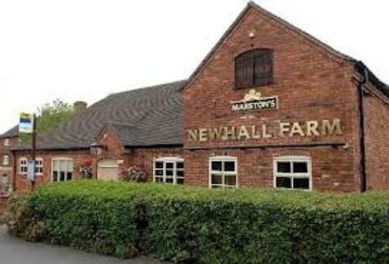 Beef Pie Picture Of Newhall Farm Cannock Tripadvisor
