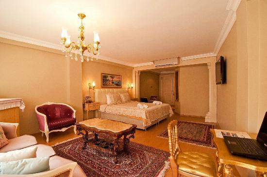 Emine Sultan Hotel: Suite 1