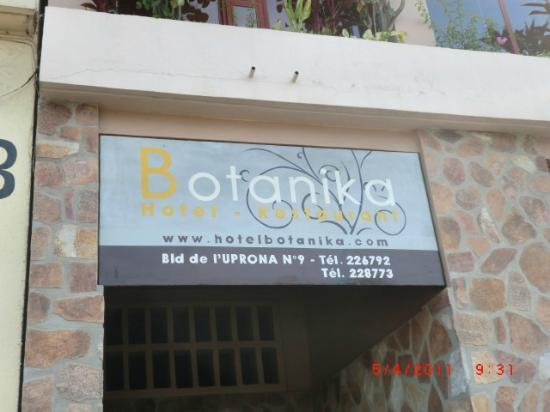 Photo of Hotel Botanika Bujumbura