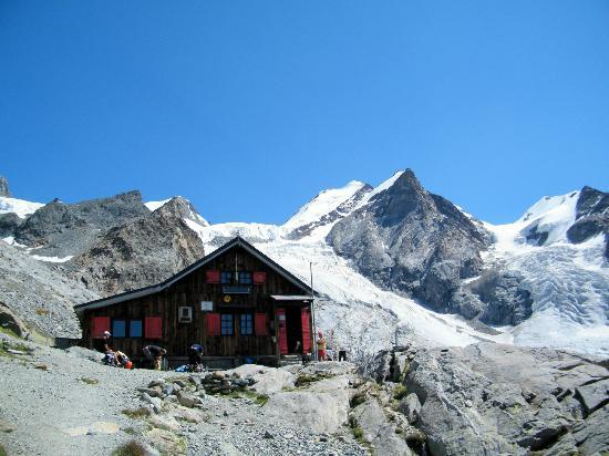 Photo of Mezzalama Refuge Valle d'Aosta
