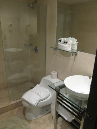 Metropole Apartments: Bathroom