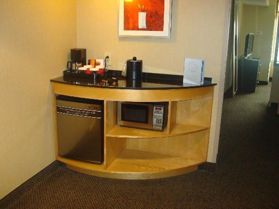 DoubleTree by Hilton Hotel Savannah Airport: entry area