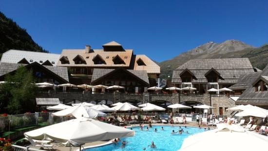 14 juillet picture of club med serre chevalier briancon for Club piscine lasalle