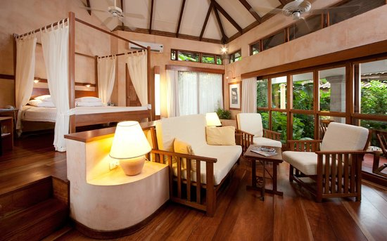 Hotel Capitan Suizo: bungalow