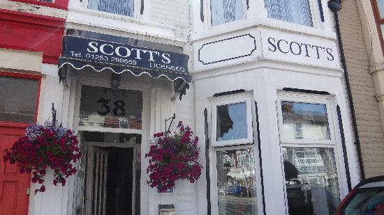 ‪Scotts Guest House Blackpool‬
