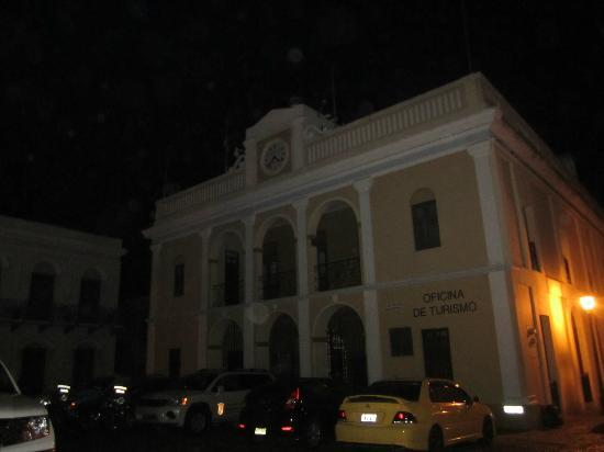San German, Puerto Rico: Tourism office