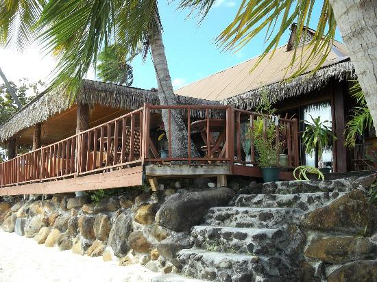 Photo of Hotel Fare Vaimoana  Moorea
