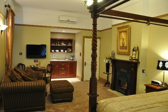 Bli Bli House Luxury Bed and Breakfast: Victorian Suite