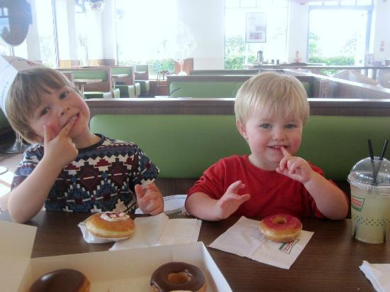 Photos of krispy kreme, Manchester