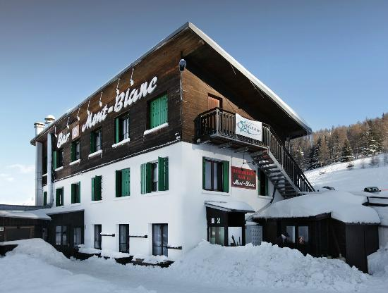 ‪Mont Blanc Lodge‬