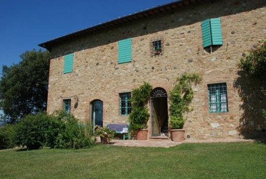Podere San Luigi: The apartments