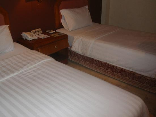 The Imperium International Hotel: Exec Room 2 Beds