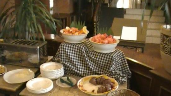 ‪‪The Imperium International Hotel‬: Breakfast Spread