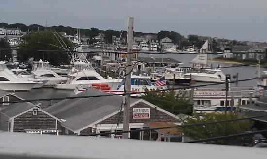 Cape Cod Harbor House Inn: view