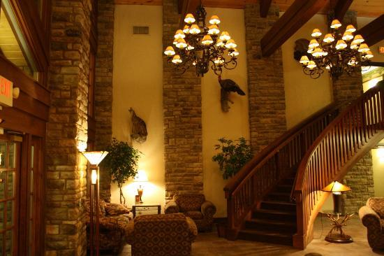 Drury Lodge Cape Girardeau: Lodge Lobby