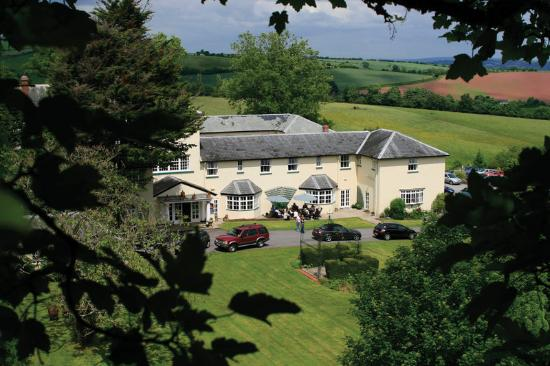 ‪BEST WESTERN Lord Haldon Country House Hotel‬
