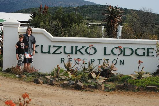 Kuzuko Lodge: Game safari... excellent