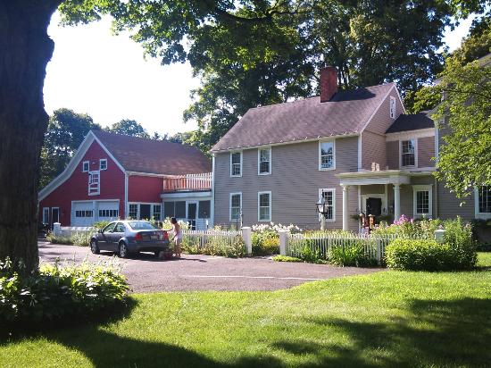 The Cornucopia at Oldfield  Bed & Breakfast: Farewell to 'Cornucopia' on a beautiful day, after a beautiful stay!