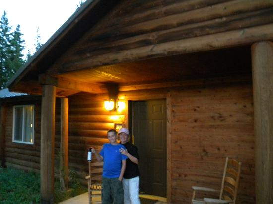 Cabin 306 Picture Of Headwaters Lodge Amp Cabins At Flagg Ranch Moran Tripadvisor