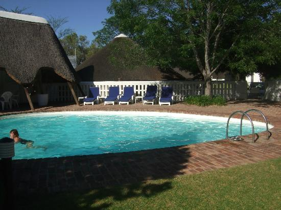 Protea Hotel Riempie Estate: Nice pool