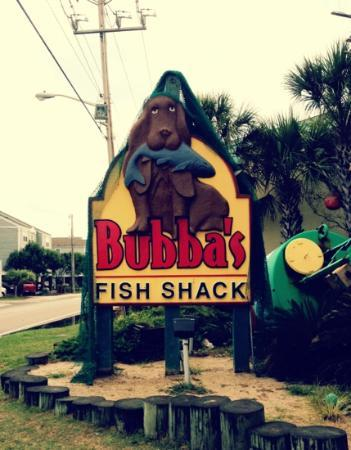 Bubba 39 S Fish Shack Surfside Beach Menu Prices